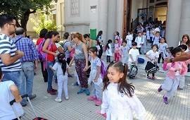 04/09/2018: La mitad de los docentes fueron a dar clases a pesar de la medida de fuerza