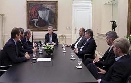 06/09/2018: Macri llega a Mendoza para encabezar ministerial del G20