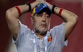 06/09/2018: ¿Maradona tentado para dirigir la Selección de Venezuela de Maduro y un equipo de dueños narcos?
