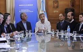 06/09/2018: Frigerio busca cerrar hoy el acuerdo con el PJ por el Presupuesto