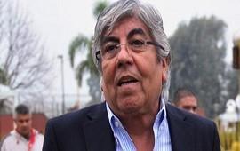"""06/09/2018: El sindicalista de Camioneros arremetió contra el Presidente y aseguró que """"lo manejan""""."""