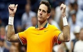 07/09/2018: Juan Martín Del Potro es finalista del Us Open: Rafael Nadal abandonó tras perder dos sets