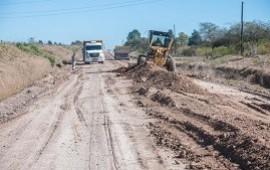 08/09/2018: Productores de Nogoyá destacaron las mejoras en la ruta 34