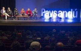 08/09/2018: Entre Ríos estuvo presente en un foro sobre la industria audiovisual en el Uruguay