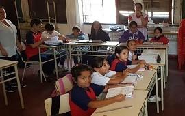 10/09/2018: Destinan 1,5 millones de pesos a escuelas NINA y de jornada completa