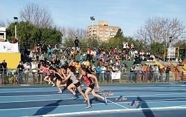 12/09/2018: El atletismo define sus finalistas nacionales de los Juegos Evita en Concepción del Uruguay