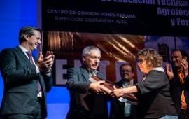 13/09/2018: Bahl destacó el potencial de la educación técnica argentina