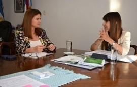 17/09/2018: Velázquez y Kunath avanzan en una agenda común por la salud entrerriana