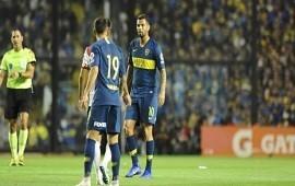 24/09/2018: Aseguran que dos futbolistas de Boca se