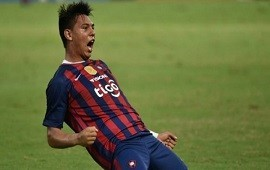24/09/2018: Brilla en el fútbol paraguayo y suena para la Selección argentina: ¿quién es Santiago Arzamendia?