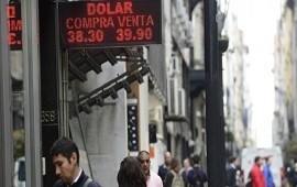 25/09/2018: El mercado reacciona: el dólar sube fuerte tras la renuncia de Caputo y se hunden las acciones