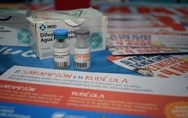 26/09/2018: Comienza la campaña de vacunación de refuerzo contra sarampión y rubéola