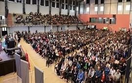 27/09/2018: Comenzó el VI Congreso de Educación en Concepción del Uruguay