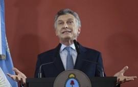 27/09/2018: Macri, sobre el aumento de pobreza: