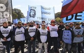 05/09/2019: Los movimientos sociales afirmaron que volverán a movilizarse si no tienen respuestas