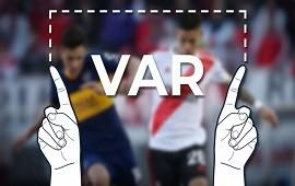 25/09/2019: La advertencia de la Conmebol sobre el uso del VAR para el Superclásico