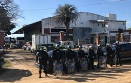 03/09/2019: Allanamientos en desarmaderos de Concordia: dieron con autos robados y detuvieron a siete personas