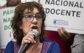 04/09/2019: CTERA convocó a un paro docente de 24 horas en todo el país para el jueves 5 de septiembre
