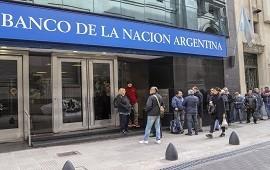 04/09/2019: El dólar cerró a $57 en el Banco Nación