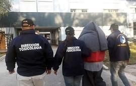 06/09/2019: Otra vez cayó preso por tráfico de drogas un ex integrante de la Guardia Urbana de Concordia