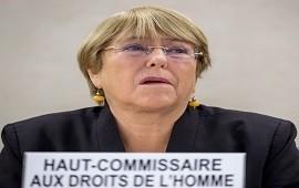 10/09/2019: Nuevo y duro informe de Michelle Bachelet sobre Venezuela