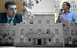 10/09/2019: El intendente Cresto cuestionó la actuación del fiscal Arias en la causa que investiga los contratos