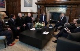 12/09/2019: Macri se reunió con líderes evangélicos para analizar la ayuda a sectores vulnerables