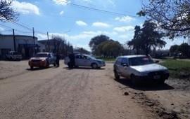 12/09/2019: Un automóvil embistió a una mujer cuando cruzaba una avenida