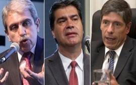 12/09/2019: Pidieron que vayan a juicio oral tres ex jefes de Gabinete de Cristina Kirchner y más de 40 intendentes por defraudación al Estado