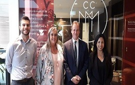 13/09/2019: Bordet impulsa estrategias con Canadá para incorporar valor agregado a la madera entrerriana