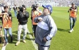 19/09/2019: Diego Maradona y una declaración que emociona a los hinchas de Gimnasia