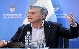 19/09/2019: Mauricio Macri convocó a un acto de relanzamiento de su campaña