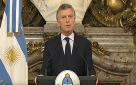 23/09/2019: Macri: