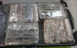 26/09/2019: Ezeiza: secuestraron 250 kilos de cocaína en el aeropuerto y hay 13 detenidos