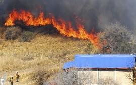 16/09/2020: Incendios forestales: las llamas avanzan en Santa Fe, Entre Ríos, San Luis y Tucumán.