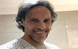 """07/09/2020: El llanto de Gustavo López tras recuperarse del coronavirus: """"La incertidumbre de no saber si salís es muy fuerte"""""""