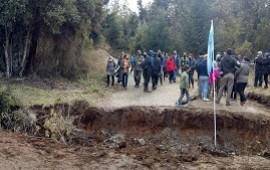 11/09/2020: El Bolsón | Un juez se niega a desalojar una toma y exige viviendas para los ocupantes