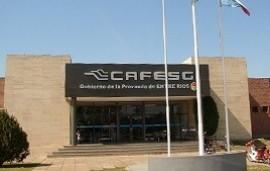 16/09/2020: CAFESG destinará al departamento Federación más de 94 millones pesos
