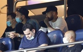 16/09/2020: Se conocieron las sanciones para Neymar, Benedetto y Paredes tras el escandaloso clásico entre PSG y Olympique de Marsella