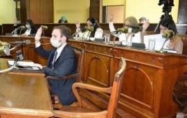 17/09/2020: Concejales de Juntos por el Cambio solicitaron un pedido de informes al EDOS