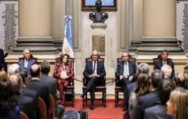 21/09/2020: a se juntaron miles de firmas para que la Corte Suprema impida los desplazamientos de los jueces que investigaron a Cristina Kirchner