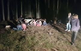 23/09/2020: Evalúan el embargo de una quinta entrerriana donde se hizo una fiesta clandestina