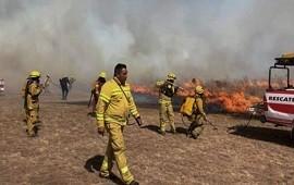 23/09/2020: Incendios en Córdoba: controlaron el fuego que rodeaba al Observatorio pero sigue en riesgo el telescopio mayor