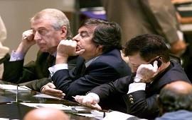 23/09/2020: Volvieron a caer bonos y acciones argentinas en Wall Street: el riesgo país rozó los 1.400 puntos