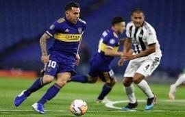 29/09/2020: Boca igualó 0-0 ante Libertad y se aseguró el pasaje a los octavos de final de la Copa Libertadores