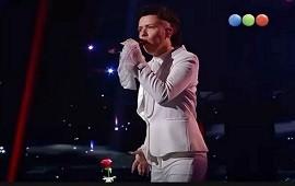 01/09/2021: El concordiense canta este miércoles en las semifinales de La Voz Argentina
