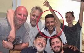 03/09/2021: Detienen a Charly, presunto proveedor de drogas de Maradona