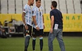 05/09/2021: Papelón Mundial: El partido de Argentina y Brasil quedó suspendido