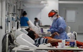 06/09/2021: Coronavirus: 162 muertes y 3.893 nuevos casos