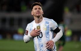 09/09/2021: Tres goles de Messi coronaron una noche soñada de Argentina